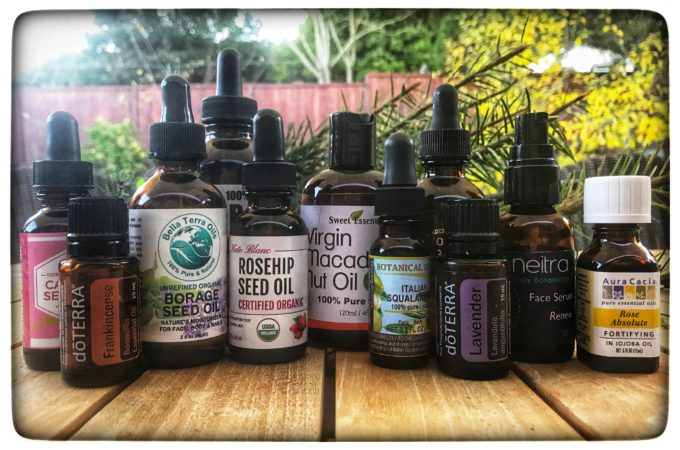 All Natural Skin Care Ingredients