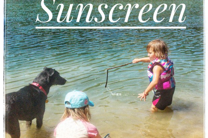 Safer Sunscreen