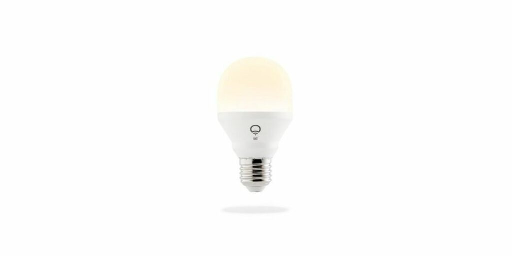 lifx mini white led light