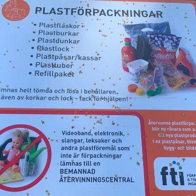 Recycling description