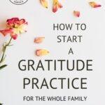 Gratitude practice pin