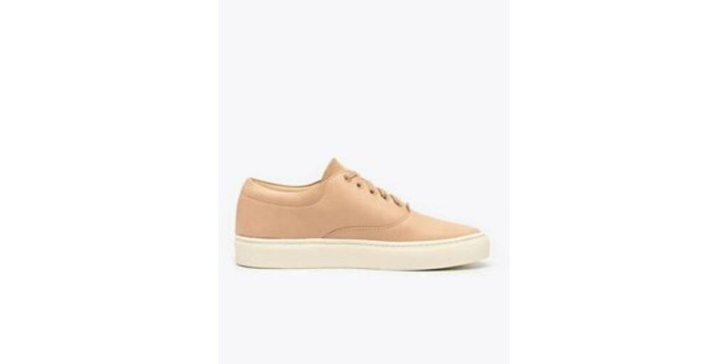 Nisolo sustainable leather shoes