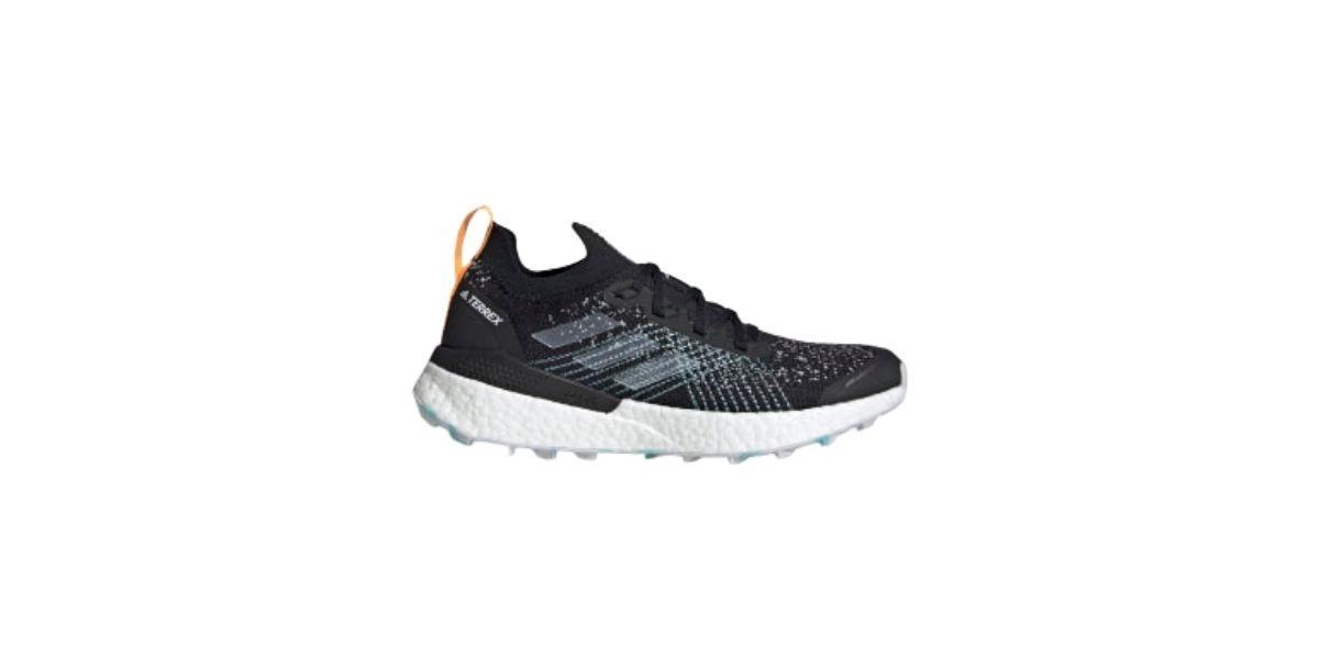 Adidas shoe.