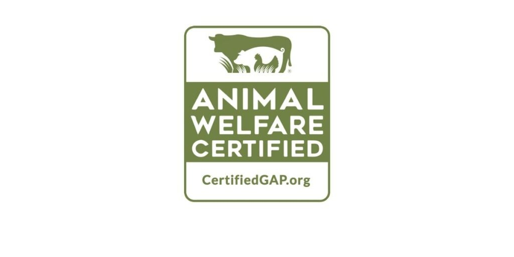 Animal Welfare Certified seal