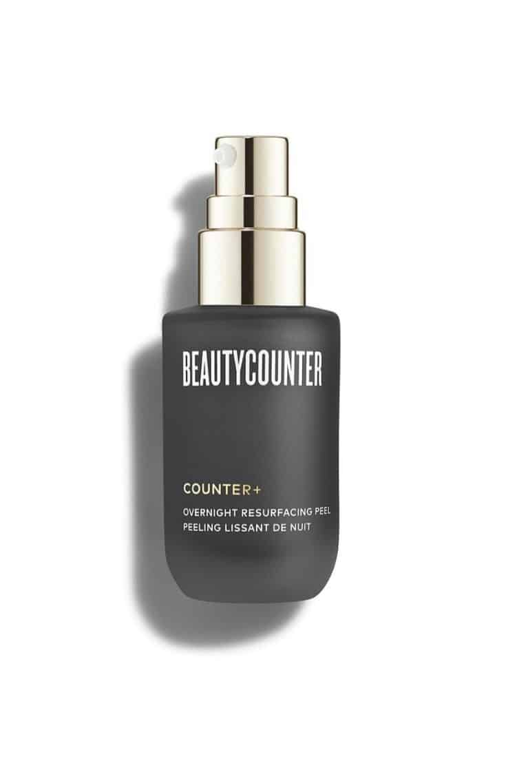 beautycounter resurfacing peel