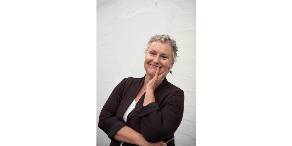 Sustainable business coach Deborah Lindsay