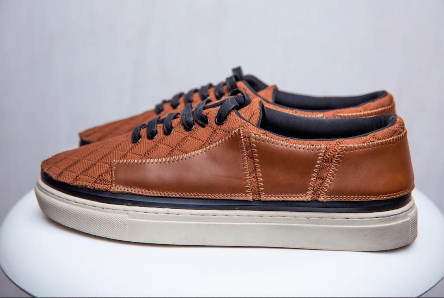 Modular shoes by Salubata