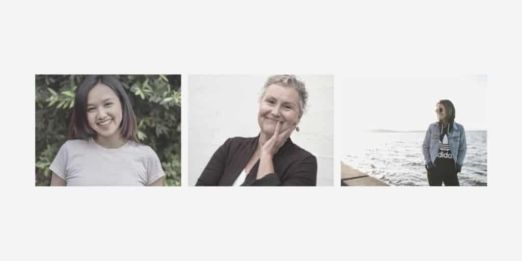 Mimi Tran Zambetti, Deborah Lindsay, Lauren Barnes